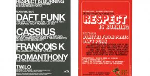 Respect is Burning Twilo New York – Classic Flyer 1998