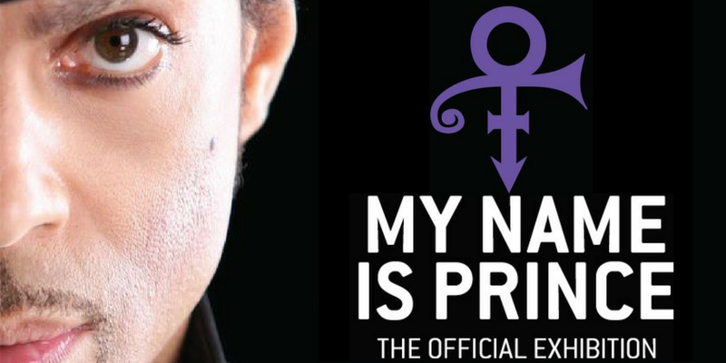 My Name Is Prince Exhibition O2 London Review Le Visiteur Online