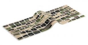 Philbert Design Camouflage Keyboard Cover