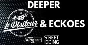 Le Visiteur & Eckoes – Deeper (House Mix) – Premier