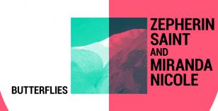 Zepherin Saint & Miranda Nicole – Butterflies – Le Visiteur Premier & Single Review