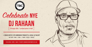 TBC Featuring DJ Rahaan & Craig Smith + More – LV Online NYE Top Pick
