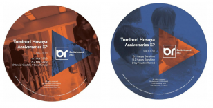 Tominori Hosoya – Nov.7.2010 (Manuel Costela 4 Love Rmx) – LV Premier & EP Review