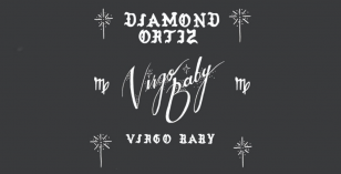 Diamond Ortiz – Virgo Baby