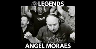 Angel Moraes – 'LV Legends – 7 Tracks Which Influenced my Career'