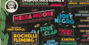 Liverpool Disco Festival 6 – Jungle Boogie – Sunday 5th May