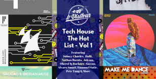 Tech House – The Hot List Vol. 1