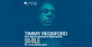 LV Premier – Timmy Regisford Ft. Felicia Graham & Tiger Wilson – Smile (David Morales Classic Mix)