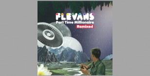Flevans – Invisible (feat. Laura Vane) (Flevans Back to the 80's Remix) [Jalapeno]