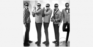 The Temptations – Ain't To Proud To Beg (Drop Out Orchestra Rework)
