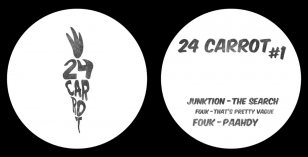 LV Premier – Junktion – The Search [24 Carrot] & EP Review