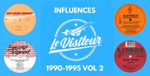 Le Visiteur – Influences 1990 – 1995 Vol. 2 #House #Classics