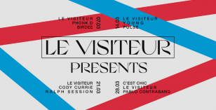 Le Visiteur Presents – Every Saturday in March – Oslo – Hackney, London