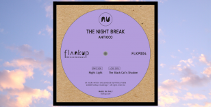 LV Premier – Antioco – Night Light [Flankup Recordings] & EP Review