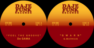 De Gama – Feel The Groove [Daje Funk] – LV Premier