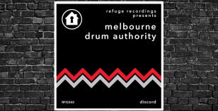 LV Premier – Melbourne Drum Authority – Discord (Original Mix) [Refuge Recordings]
