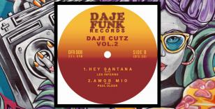 LV Premier – Les Inferno – Hey Santana & Daje Cutz Vol 2 [Daje Funk]