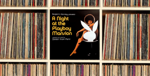 LV Vinyl Vaults – A Night At The Playboy Mansion by Dimitri From Paris [Respect is Burning]