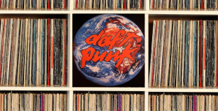 LV Vinyl Vaults – Daft Punk – Around The World
