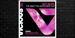 LV Premier – Sgt Slick – The Night The Lights Went Out (Soul Central Remix)