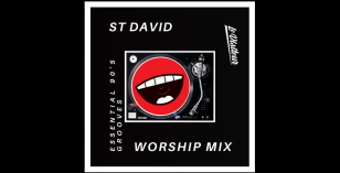St. David Worship Mix – Essential 90's Grooves