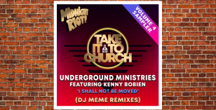 LV Premier – Underground Ministries Feat Kenny Bobien – I Shall Not Be Moved (DJ Meme Epic Dub)