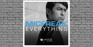 LV Premier – MicFreak – What Am I & Everything Album Review [Quantize Recordings]