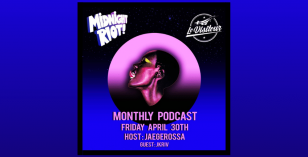 The Sound Of Midnight Riot Podcast 3 with Jaegerossa & guest Jkriv – April '21
