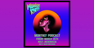 The Sound of Midnight Riot Podcast 2 with Jaegerossa – March '21