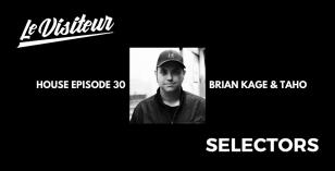 LV Selectors 30 – Brian Kage & Taho [Detroit]