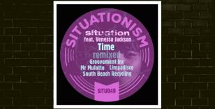 LV Premier – Situation Ft Vanessa Jackson – Time (Groovement Inc Remix)[Situationism]