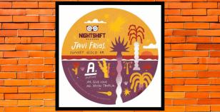 LV Premier – Javi Frias – Give Love [Nightshift Records]