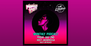 The Sound Of Midnight Riot Podcast 5 With Jaegerossa and Dr Packer – July '21